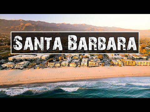 Лос-Анджелес → Санта-Барбара