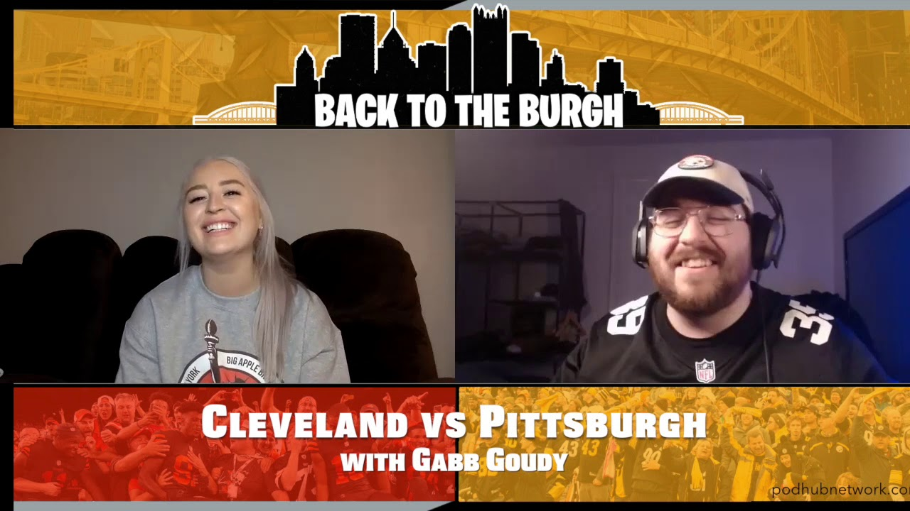 Inside The Browns and Steelers Rivalry with Gabb Goudy