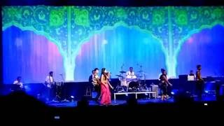 Shreya Ghoshal in concert : Los Angeles - July 2015