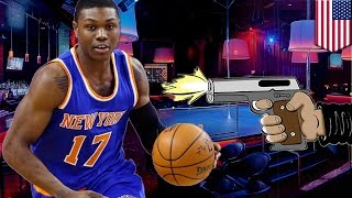 Knicks Cleanthony Early shot: Early shot and robbed outside strip club - TomoNews