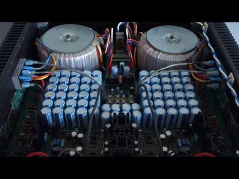Sphinx Project 18 power amplifier