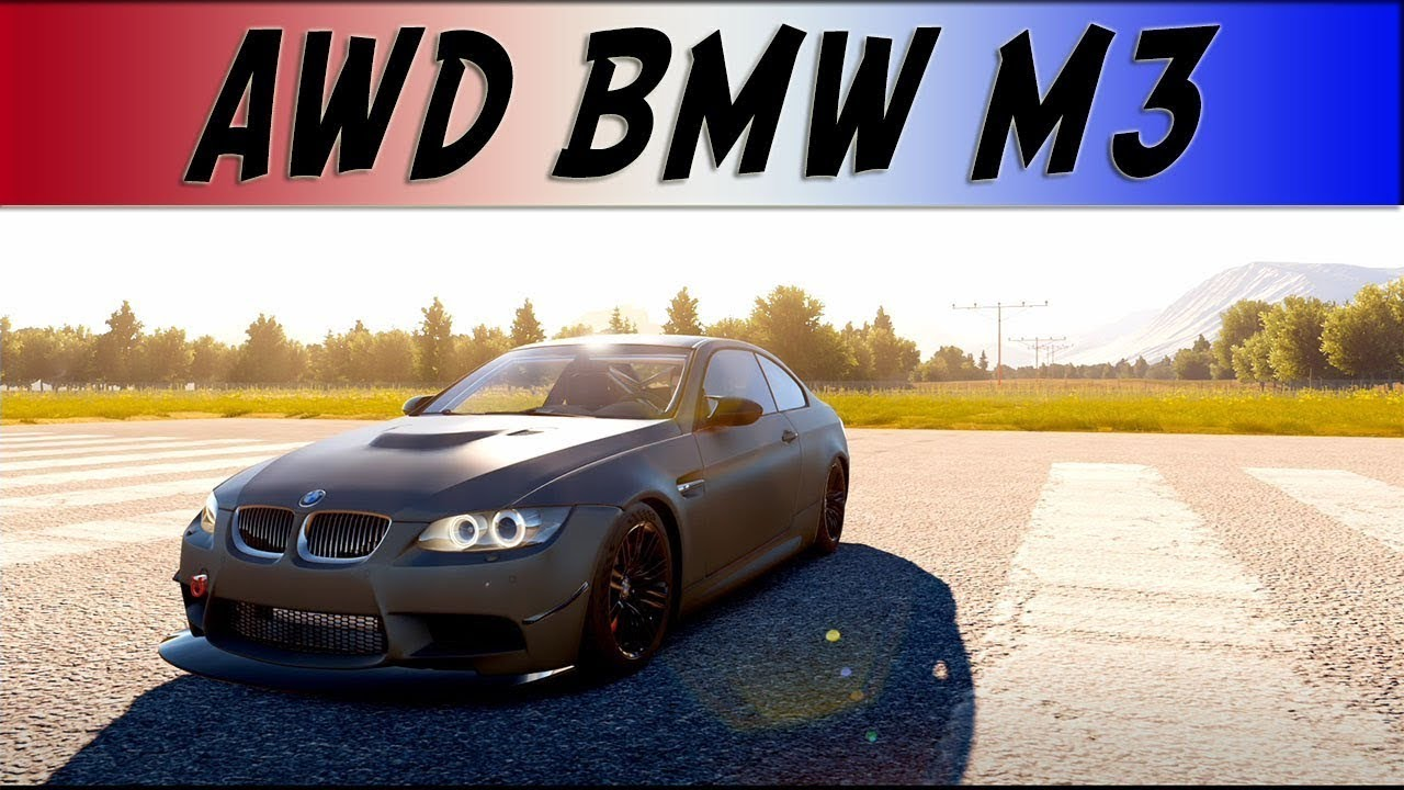 Biggest News Bmw M3 Awd All Wheel Drive Water Injection And More