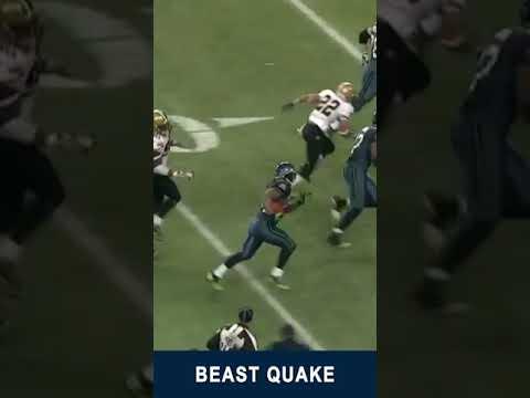 Beast Quake!