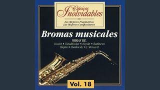 A Musical Joke K. 522: III. Adagio cantabile