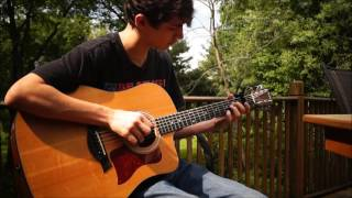 Love Yourself By Justin Bieber Fingerstyle Guitar