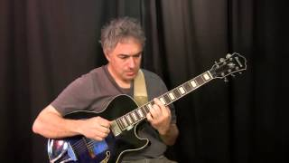 Love Is Here To Stay, George & Ira Gershwin - fingerstyle guitar arrangement, Jake Reichbart