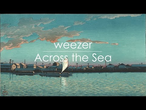 Weezer - Across the Sea (Acoustic Cover)