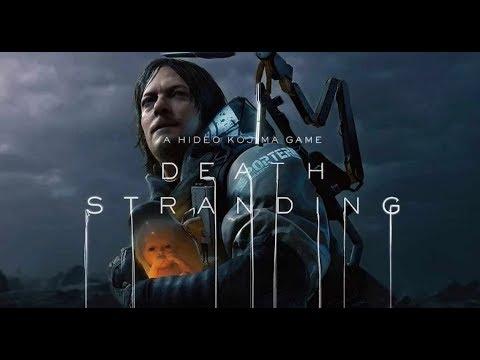 Finally watching NEW 48 min Death Stranding gameplay from Tokyo Gameshow