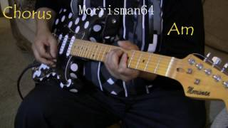 EXILE Kiss You All Over Guitar Cover
