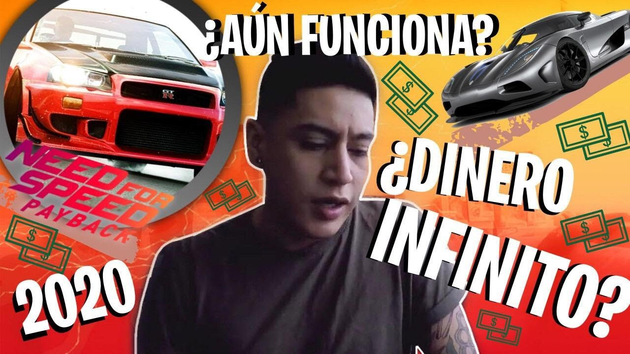 Dinero infinito ¿AÚN FUNCIONA? 2020 / Need For Speed PAYBACK PS4 / Kenny Lovato