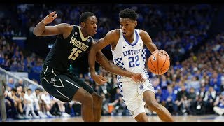 Shai Gilgeous-Alexander - Kentucky Highlights 2018