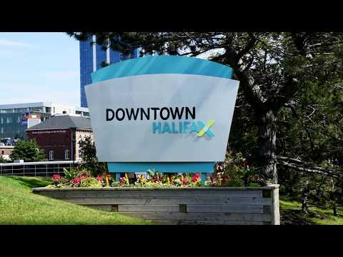Downtown Halifax -