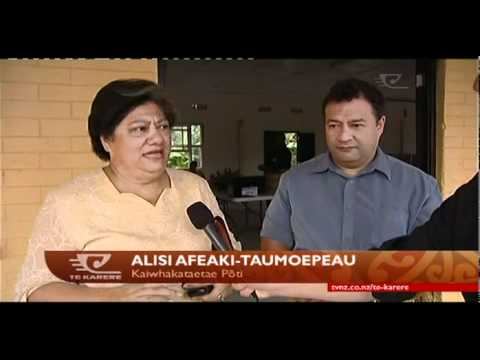 First National Election in Tonga closes