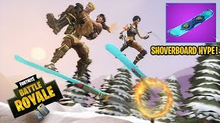 Rocket-Powered Hoverboards! BUGS vs EPIC vs FAILS - Fortnite Funny Moments