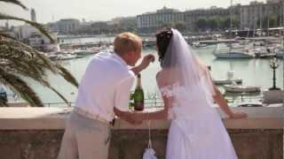 Венчание в Италии г.Бари