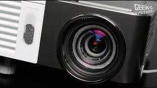 Обзор проектора BenQ GP30: DLP, LED и Wi-Fi(+++ Еще больше о гаджетах и девайсах — в нашем блоге на портале WasabiTV ( http://vid.io/xq4Z ) +++ В основе оптической систе..., 2015-05-29T08:32:28.000Z)