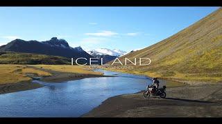 X Iceland motorcycle travel - Adventure bike