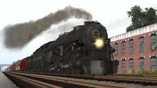 k trainz n a class 1218 promo official