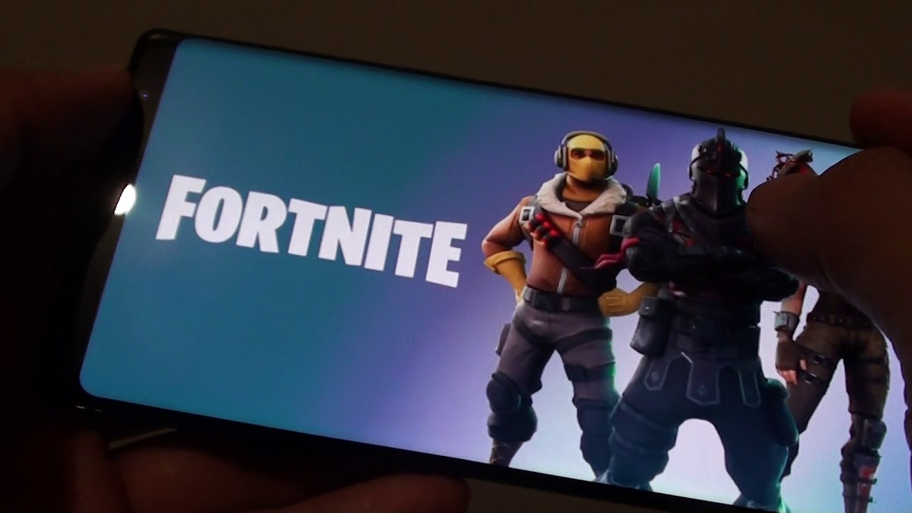 how to unlock galaxy skin in fortnite for samsung galaxy note 9 or tab s4 - how to get galaxy skin on fortnite with note 9