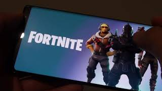 How to Unlock Galaxy Skin in Fortnite For Samsung Galaxy Note 9 or Tab S4
