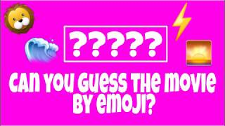 Can you guess the Movie by Emoji???