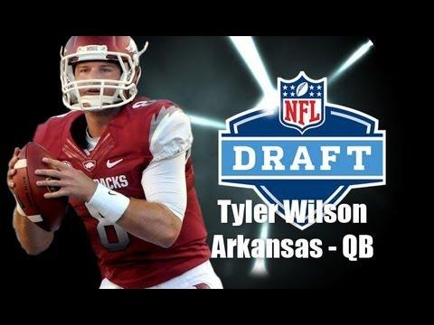 Tyler Wilson - 2013 NFL Draft Profile