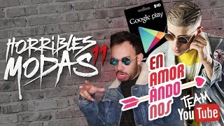 BAD BUNNY EN ENAMORANDONOS - HORRIBLES MODAS 12