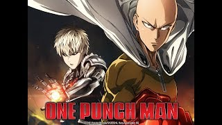 One Punch Man Opening Full [AMV] All battles HD