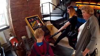 видео Музей советских игровых автоматов