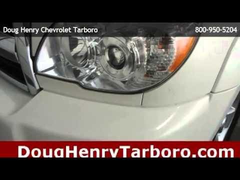 Doug Henry Tarboro Nc >> 2008 Toyota 4Runner SR5 V6 - Rocky Mt - YouTube