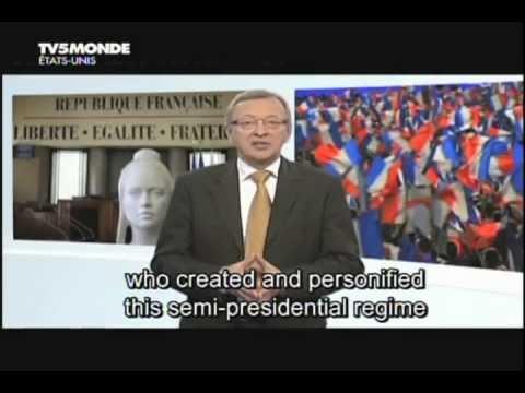 France: la cinquieme republique