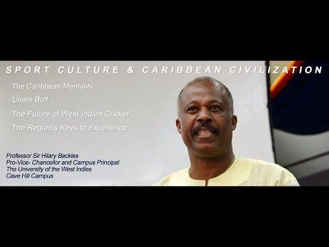 Prof. Beckles - Sport Culture & Caribbean Civilization - GISL Intl Sport Conf. '15