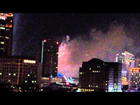 Sony Xperia acro S - Fireworks Display
