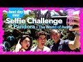 Selfie Challenge at Pandora - The World of Avatar | WDW Best Day Ever