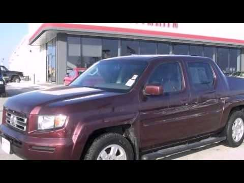 2008 Honda Ridgeline Rtl 4wd In Quincy Il 62305 Youtube