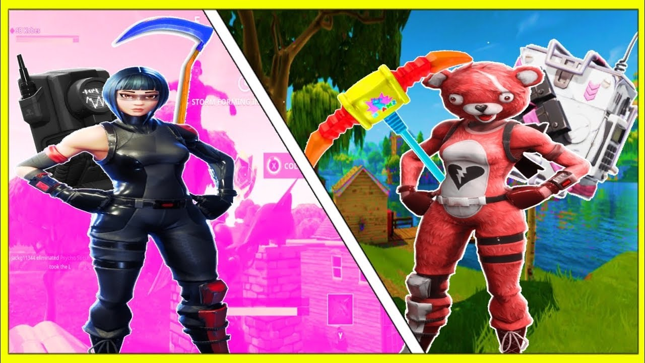 10 Best Skin Backbling Amp Pickaxe Combos In Fortnite