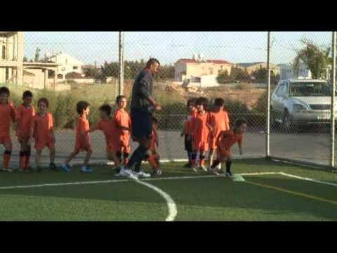 Former U.S. Men's National Soccer Team Members Travel to Cyprus