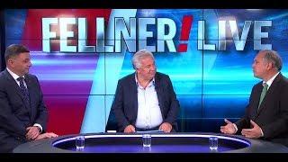 Fellner! Live: Leichtfried vs. Rosenkranz