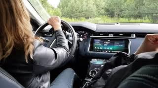 Land Rover experience, Minsk 2019, полигон Липки
