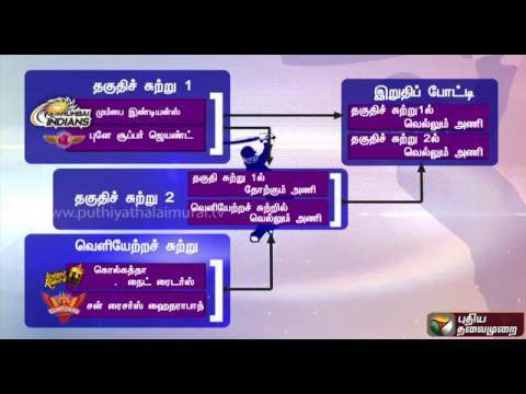 Indian Premier League Play-offs Explained | Details
