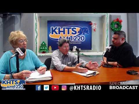 Senior Hour - Nov 22, 2017 - KHTS - Santa Clarita