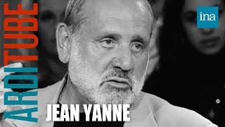 La vie de Jean Yanne chez Thierry Ardisson - Archive INA