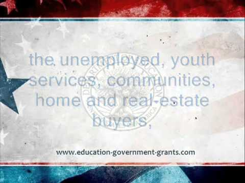 Education Government Grants - Apply for Educational Grant for College