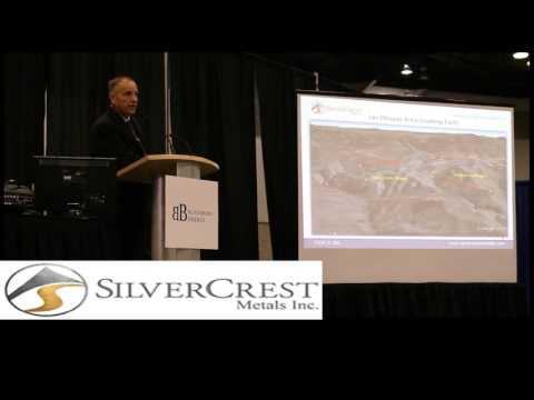 SilverCrest Metals (TSXV: SIL.V; OTC: SVCMF)  Presentation  at #VRIC17