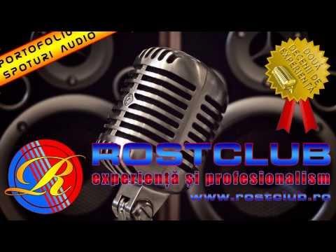PRODUCTIE SPOTURI AUDIO  | PRODUCTIE SPOT RADIO