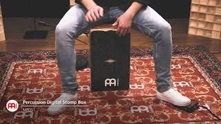 MEINL Percussion Digital Stomp Box - MPDS1 (Detail2)