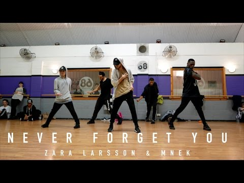 Tobias Ellehammer Choreography / Never Forget You...