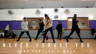 Tobias Ellehammer Choreography / Never Forget You - Zara Larsson & MNEK
