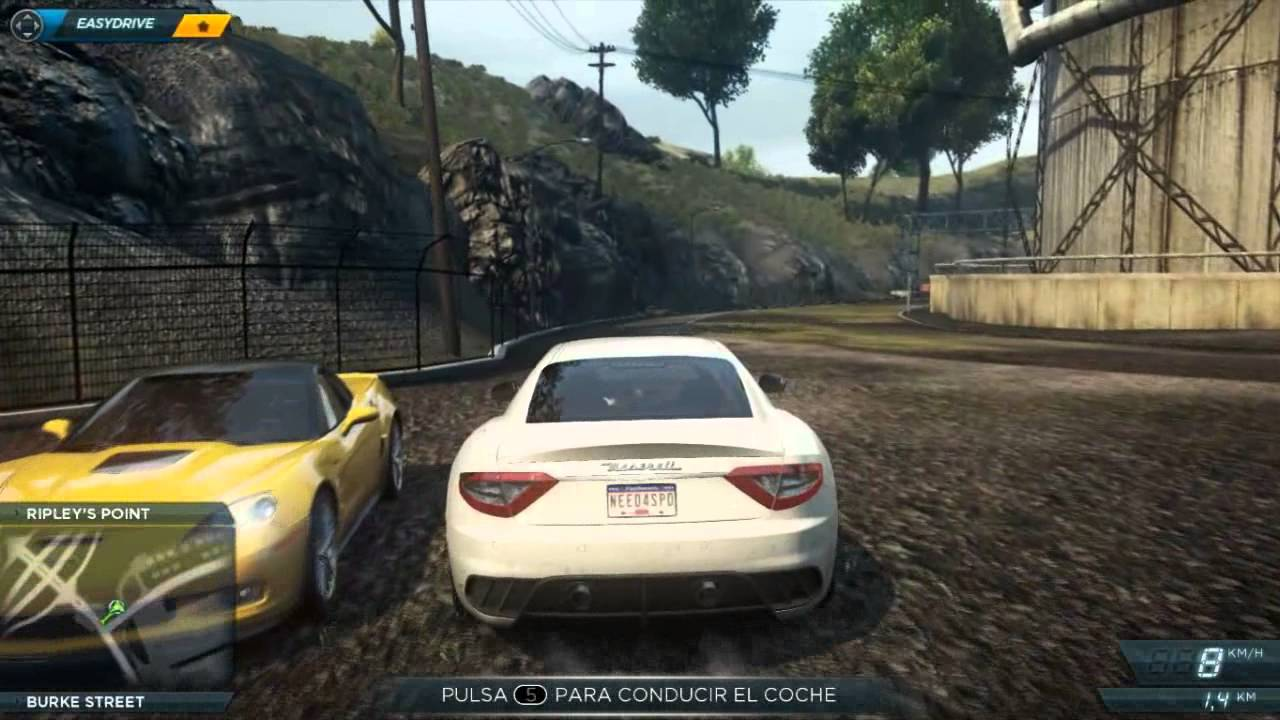 chevrolet corvette zr1 location need for speed most wanted 2012 youtube. Black Bedroom Furniture Sets. Home Design Ideas
