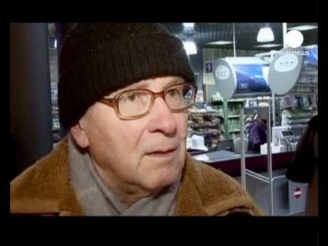 Estonia prepares to enter the euro zone